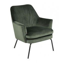 Fotel Amili - zielony