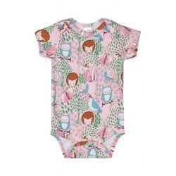 Body niemowlęce różowe 6T39A1 Oferta ważna tylko do 2023-08-19