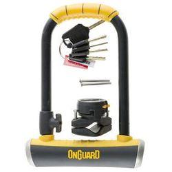 Onguard Brute STD 8001 Zapięcie typu U-lock 115x202 mm Ø16,8 mm U-locki Przy złożeniu zamówienia do godziny 16 ( od Pon. do Pt., wszystkie metody płatności z wyjątkiem przelewu bankowego), wysyłka odbędzie się tego samego dnia.