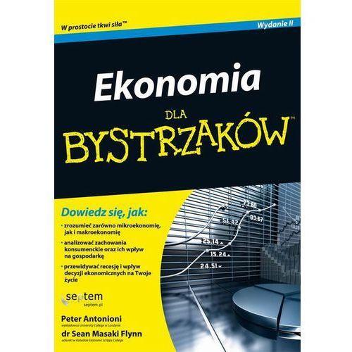 Biblioteka biznesu, Ekonomia dla bystrzaków. Wydanie II (opr. miękka)