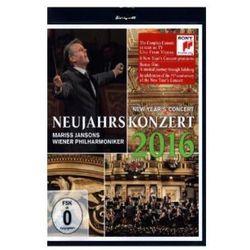 Neujahrskonzert / New Year's Concert 2016, 1 Blu-ray