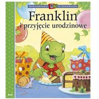 Książki dla dzieci, Franklin i przyjęcie urodzinowe (opr. miękka)