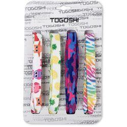 Zestaw sznurówek do obuwia TOGOSHI - TG-LACES-120-4-WOMEN-004 Kolorowy Różowy Żółty