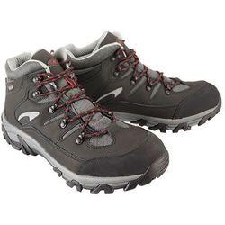 VEMONT 10AT2014C czarny ds., trzewiki, trekkingi męskie
