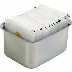 Pojemnik na cukier w saszetkach | 90x75x(H)50mm