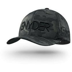 Czapka golfowa snyder dark camo s/m marki Snyder golf