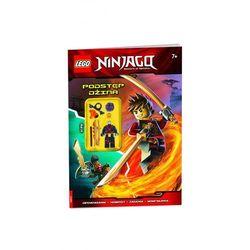 Lego Ninjago Podstęp Dżina opowiadanie, komiksy, z - Jeśli zamówisz do 14:00, wyślemy tego samego dnia. Darmowa dostawa, już od 49,90 zł. (opr. miękka)