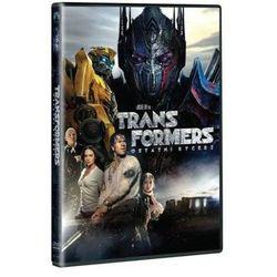 Transformers: Ostatni Rycerz (Książeczka+DVD) - Michael Bay. DARMOWA DOSTAWA DO KIOSKU RUCHU OD 24,99ZŁ