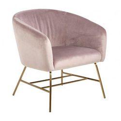 Fotel Pablos 2X - różowy