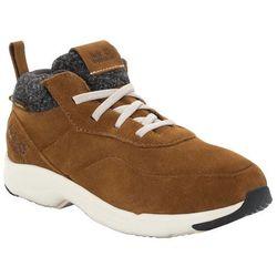 Buty sportowe dla dzieci CITY BUG TEXAPORE LOW K desert brown / champagne - 36
