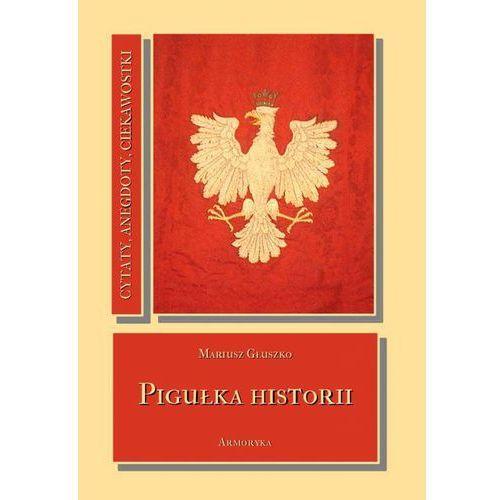 E-booki, Pigułka historii - Mariusz Głuszko