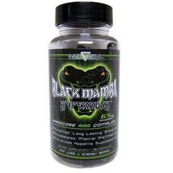Spalacz tłuszczu NNOVATIVE LABS Black Mamba 90kaps Najlepszy produkt Najlepszy produkt tylko u nas!