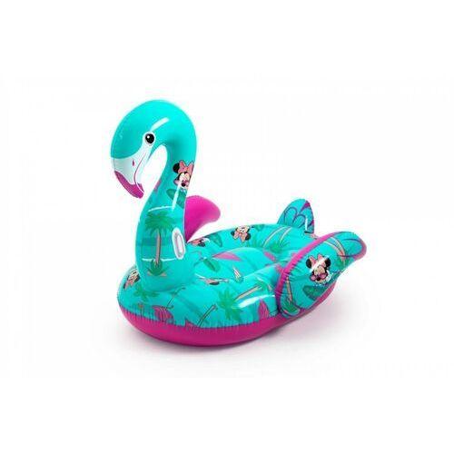 Zabawki dmuchane, Duży dmuchany Flaming Disney 173x170cm