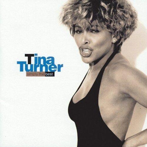 Pozostała muzyka rozrywkowa, Simply The Best - Tina Turner (Płyta CD)