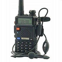 Baofeng UV-5R 5W Radiotelefon duobander skaner PRO