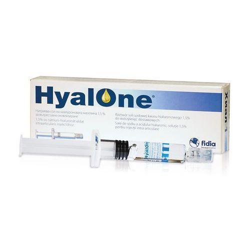 Pozostała dermatologia, Hyalone roztw.do wstrz.dostaw. - 0,06 g/4ml 1 amp.-strz.