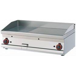 Płyta grillowa gazowa ryflowana | 995x450mm | 15000W | 1000x600x(H)280mm