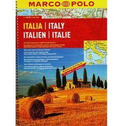Włochy Atlas 1:300 000 (opr. miękka)