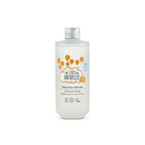 Kosmetyki do kąpieli dla dzieci, PŁYN DO KĄPIELI DLA DZIECI I NIEMOWLĄT 200 ml - BABY ANTHYLLIS