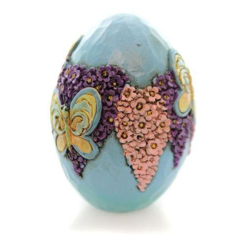 Ozdoby świąteczne, Pisanka jajko Wielkanocne motyl Mini Character Eggs 4051405 Jim Shore figurka ozdoba świąteczna