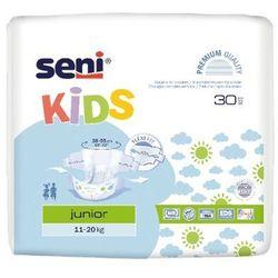 Pieluchomajtki dla dzieci Seni Kids Junior 11-25kg 30 szt. | SZYBKA WYSYŁKA!
