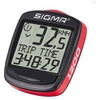 Liczniki rowerowe, SIGMA licznik rowerowy BASE 1200