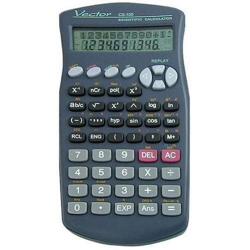 Kalkulatory, CS-105 Kalkulator VECTOR DIGITAL