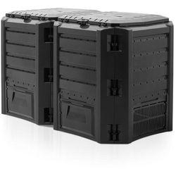 Prosperplast Evogreen IKST-800C (czarny)