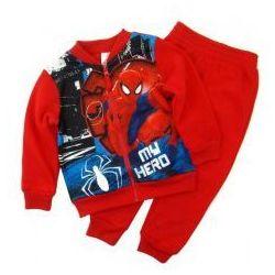Dres Spiderman ''Superhero'' czerwony 8 lat
