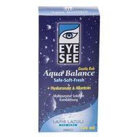 Płyny pielęgnacyjne do soczewek, Aqua Balance z hialuronianem i alantoiną 100 ml