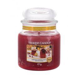 Yankee Candle Christmas Morning Punch świeczka zapachowa 411 g unisex