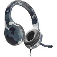 Pozostałe gry i konsole, SPEED-LINK słuchawki gamingowe Raidor dla PS4, niebieskie (SL-450303-BE)