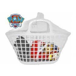 Koszyk i wiaderko z akcesoriami Psi Patrol DKI8272 - TM Toys