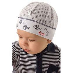 Czapka niemowlęca 100% bawełna 5X34BT Oferta ważna tylko do 2019-06-21