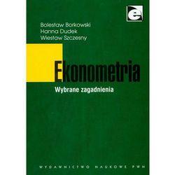 Ekonometria Wybrane zagadnienia (opr. miękka)