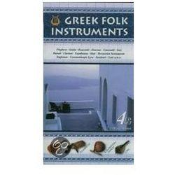 VARIOUS ARTISTS - Greek Folk Instruments (4CD)