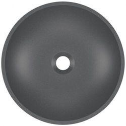 Umywalka nablatowa MAUN 40 Moonlight grey