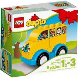Lego Duplo Mój pierwszy autobus