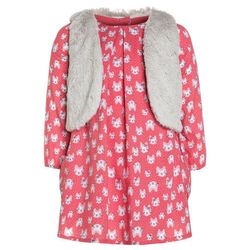 mothercare CAT DRESS WITH GILET SET Kamizelka pink