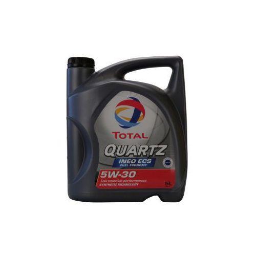 Oleje silnikowe, Total QUARTZ INEO ECS 5W-30 5 Litr Pojemnik