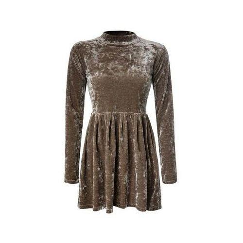 Suknie i sukienki, sukienka NIKITA - Euphrasia Dress Driftwood (DRI)