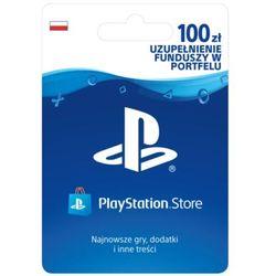 SONY PlayStation Live Card (PS4) PLN100/POL PSN 100