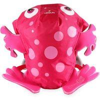 Pozostałe zabawki, LittleLife Animal Kids SwimPak - Plecaczek Różowa Żabka L12041 - BEZPŁATNY ODBIÓR: WROCŁAW!