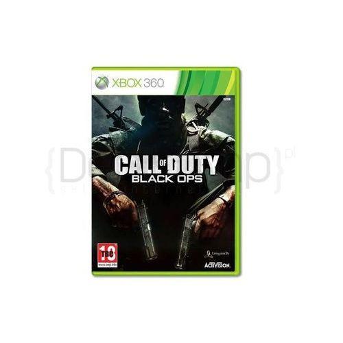 Gry na Xbox 360, Call of Duty: Black Ops DOSTAWA 24H TANIA WYSYŁKA KURIEREM !!!