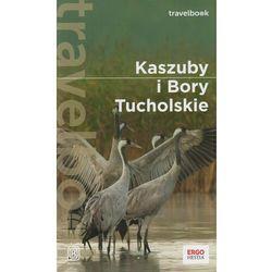 Kaszuby i bory tucholskie travelbook (opr. miękka)