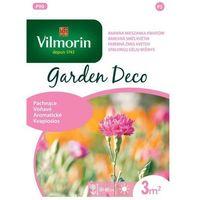 Nasiona, Kwiaty pachnące: Goździk, Lak, Smagliczka, Maciejka 6g Garden Deco