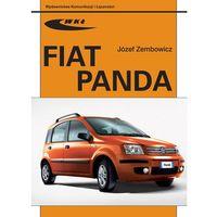 Książki o motoryzacji, Fiat Panda - Józef Zembowicz (opr. miękka)