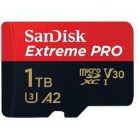 Karty pamięci, Karta pamięci SANDISK Micro SDXC Extrim Pro 1 TB DARMOWY TRANSPORT