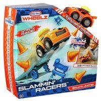 Pozostałe samochody i pojazdy dla dzieci, Zestaw kaskaderski Slammin Racers