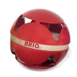 BRIO Zabawka Aktywizująca Piłka Czerwona